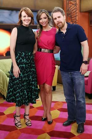 Célébrités sur le set de Despierta America - 21 mai 2015