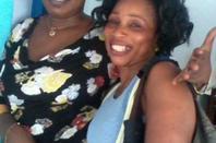 moi, mes seurs, ma maman et ma tante