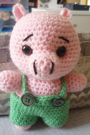 Petit cochon...