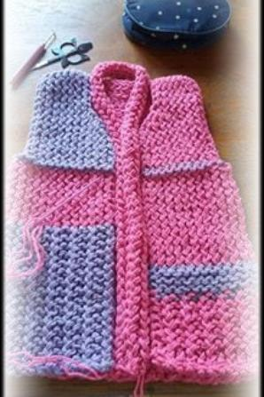 C'est fou tout ce qu on peut faire au tricotin
