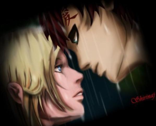 <3 Ino&Gaara <3