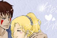 <3 Ino&Kiba <3