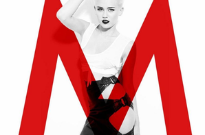 Miley Cyrus : Le photoshoot glamour pour son nouveau site