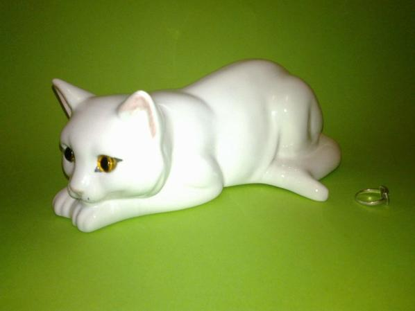 Just Cats & Co Staffordshire (England) , 23 cm