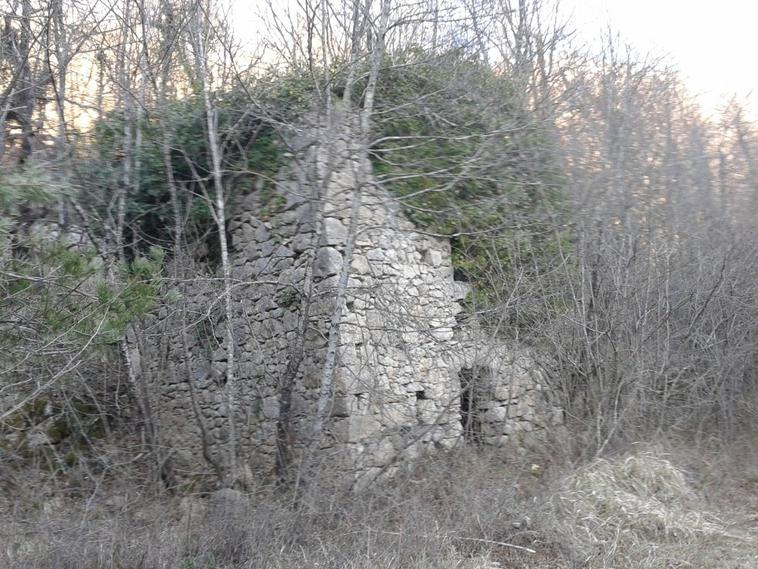 decouverte d une ruine