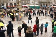 Dans le cadre du 6eme forum festival place a la danse  contre Alzheimer,le GISC