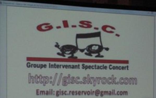 répétition des groupe de MUSIQUES  , ADHERENTS GISC 2014  vous donne rendez vous le samedi 26 Octobre à la salle l'ami d'or à partir de 21H30