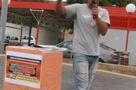 LAKHDAR :SLAM  :  L'association « Mille-Poètes en Méditerranée organise les 24 poésies  » bénéficie du soutien de la Ville de Narbonne :