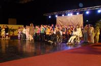 "L'ASSOCIATION GISC FAN DU DU SPECTACLE HANDI DANSE  AU DOME a carcassonne : ""FORMIDABLE TOUS LES ACTEURS :lakhdar"