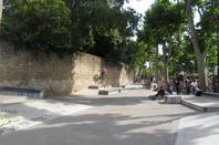 cet imposant park en plein air au centre ville bld VARSOVIE SKATE ET VTT + HIP HOP DIMANCHE 06 JUILLET :venez nombreux