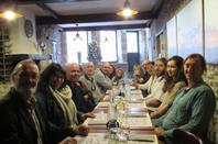 LES ROMANO   AU 8 ième édition du forum GISC contre Alzheimer