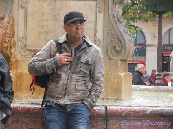 """lakhdar slam """"le Cri du Poète """" a Narbonne"""
