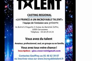 La France a un incroyable talent : Pré-sélection :CASTING