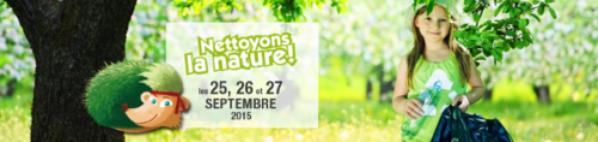 projet: nettoyons la nature et jazz o canal  le 25/27 SEPTEMBRE 2015 A CARCASSONNE