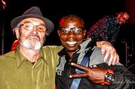 GISC à Organisé le Premier festival slam au chapeau rouge  à carcassonne Concert Aimé Nouma