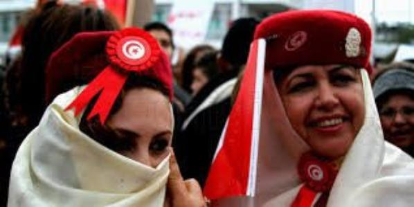 tunisian women