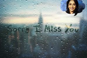 Quand quelqu'un vous manque vraiment