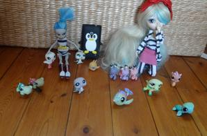 pullip et monster high*