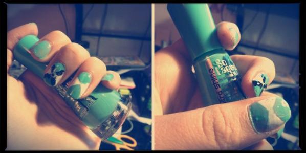 Mes Nail art :)