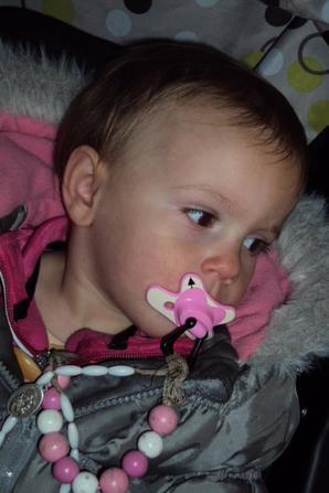 Ma fille , ma princesse d amour mon oxygène au quotidien  <3 <3