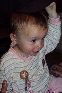 Ma fille , ma princesse d amour , mon oxygène