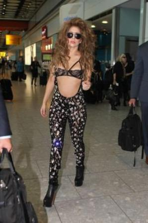 Lady Gaga - Londres