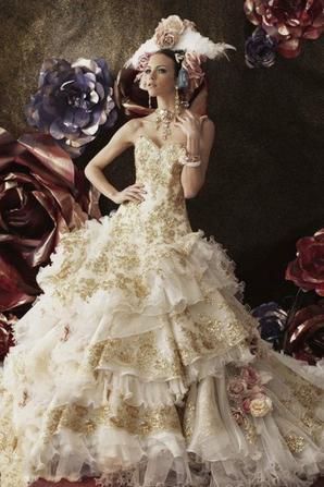 des robe dee marié