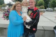 ma tante et son marie et ses enfant