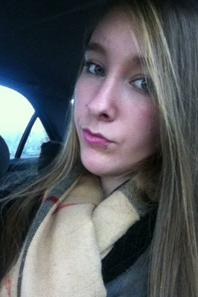 Moi nouvelle photo :)