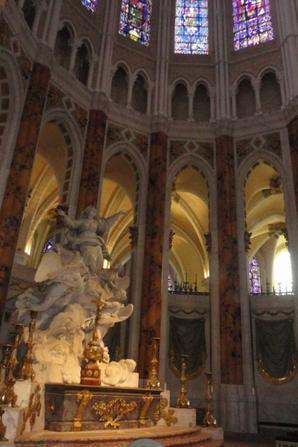 Cathédrale de Chartres sptembre 2014