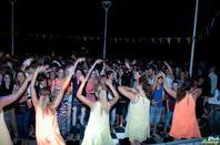 soirée discothèque en plein air du 1er aout