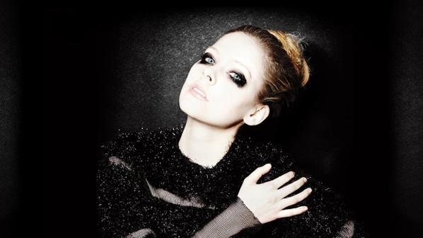 Avril Lavigne photo shoot