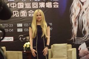 Press Conference in Shanghai