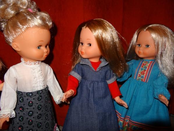 Mes 4 Nancy :))