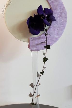 matière et fleurs