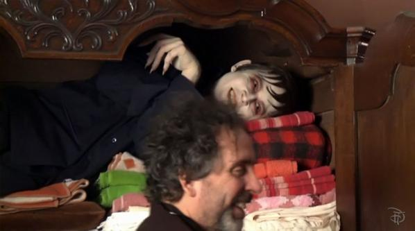 Tournage Dark Shadows