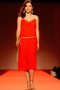 OLYMPUS FASHION WEEK FALL 2005 - THE HEART TRUTH - RED DRESS COLLECTION