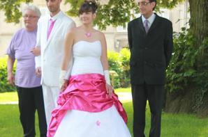 MARIAGE JIM ET MAGALIE