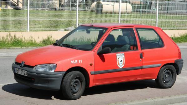 Peugeot 106 (SDIS 2A VLR 11)