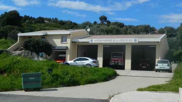 CPI Casaglione (SDIS 2A Corse du Sud )