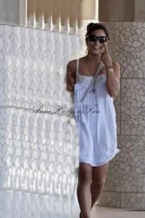 Vanessa in Barcelona