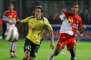 Maillot porté lors d'un match de coupe de la ligue 2007-2008
