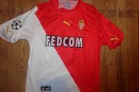 Maillot domicile ligue des champions saison 2003-2004