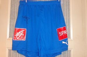 Maillot et short porté en coupe de France 2008-2009