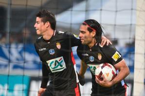 Maillot AS Monaco FC porté en Coupe de France 2013-2014