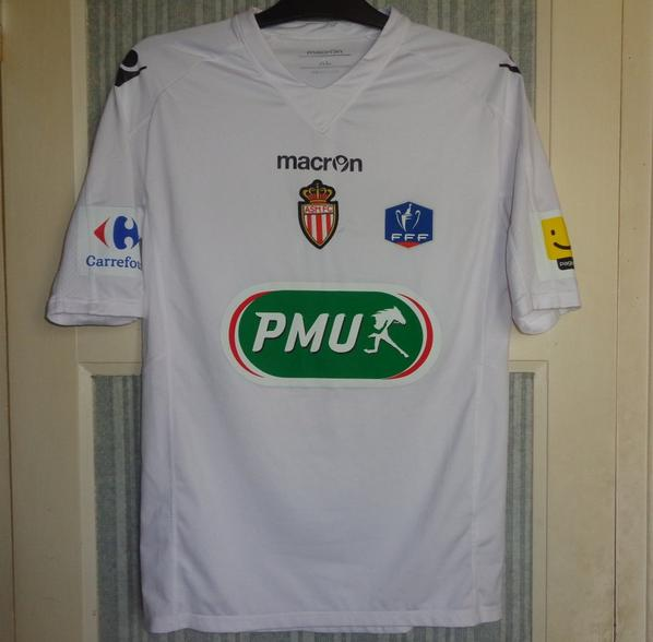 Maillot 1/2 finale coupe de France 2013-2014