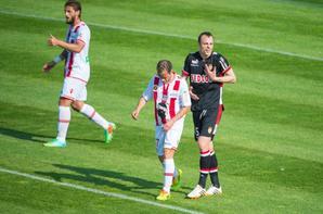 Maillot AC Ajaccio domicile 2013-2014