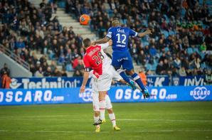 Maillot SC Bastia porté en ligue 1 2013-2014