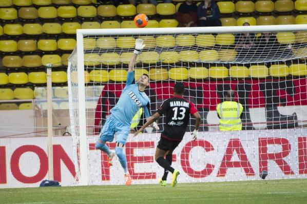 Maillot de Gardien de Monaco 2013-2014