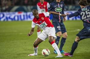 Maillot de Monaco porté en 1/4 de finale de la coupe de France 2014-2015